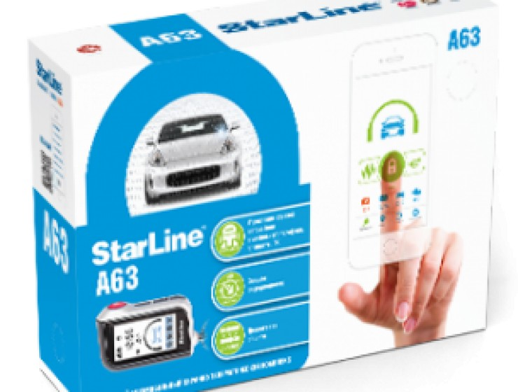 STARLINE A63 2CAN+2LIN ECO